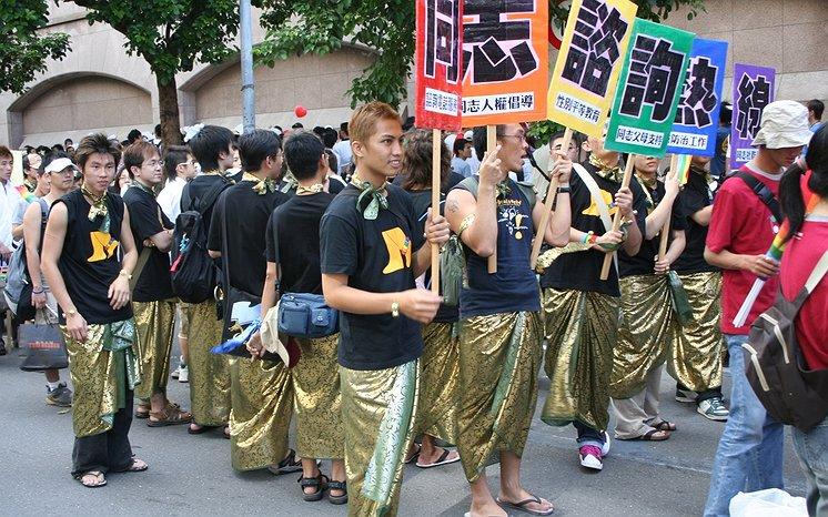 Wordt Taiwan het eerste Aziatische land waar homostellen kunnen trouwen?