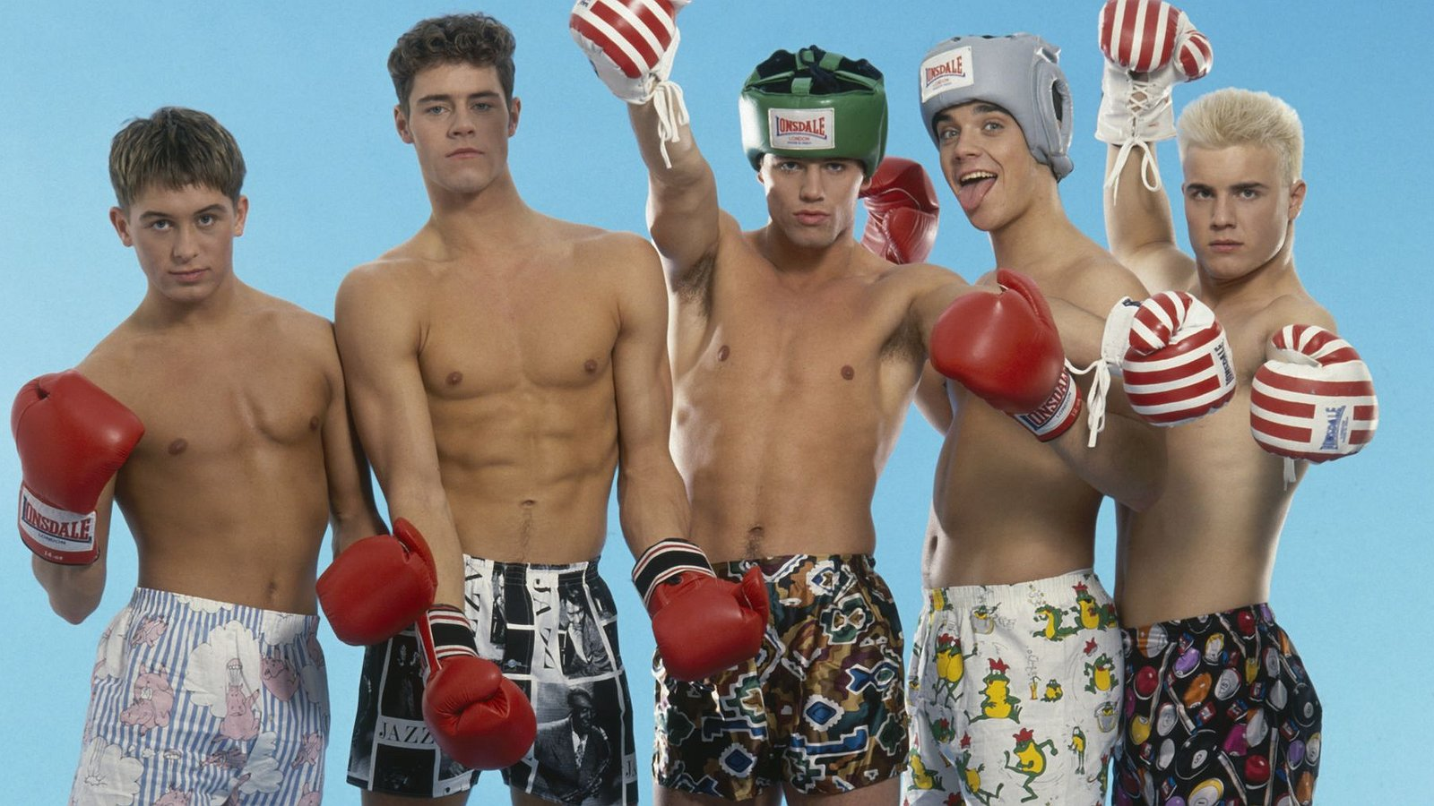 Take That lanceert musical over... een boyband!