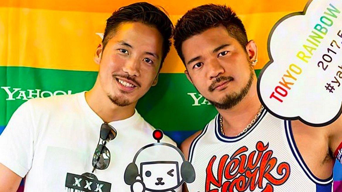 Foto's: Tokio viert feest tijdens de Rainbow Pride