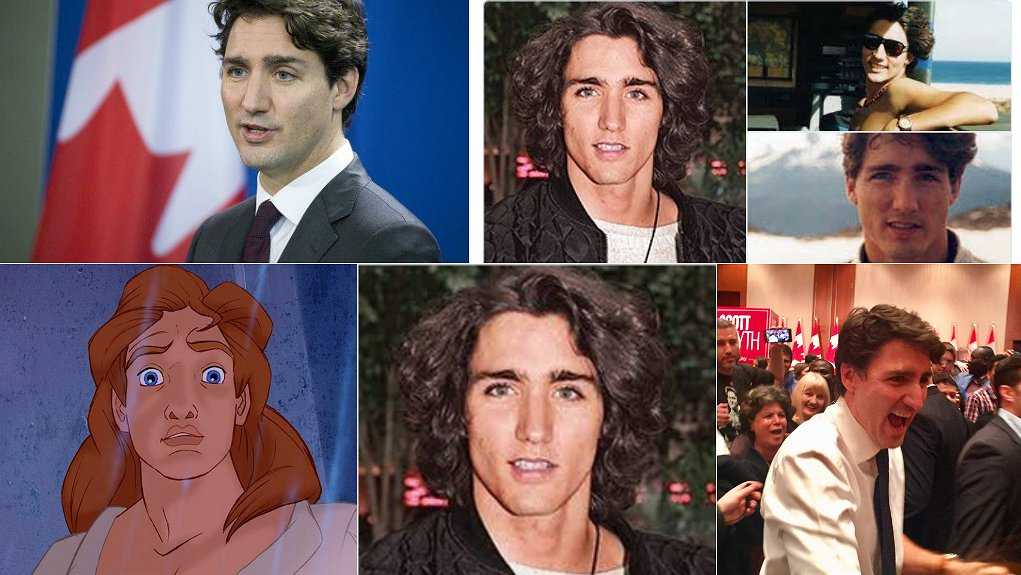 Steeds meer mensen vallen voor de looks en charme van Justin Trudeau. Jij ook?