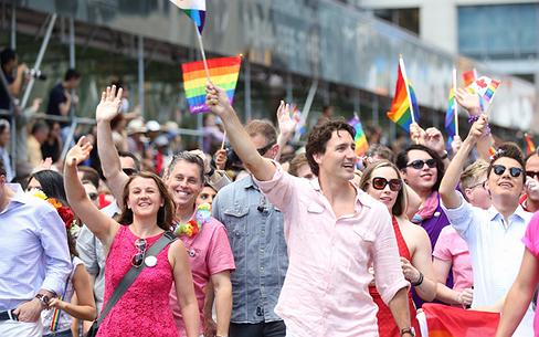 Canadese premier benoemt LHBTI-adviseur