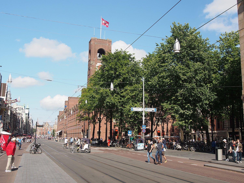 Drie mannen vast voor anti-homogeweld in Amsterdam