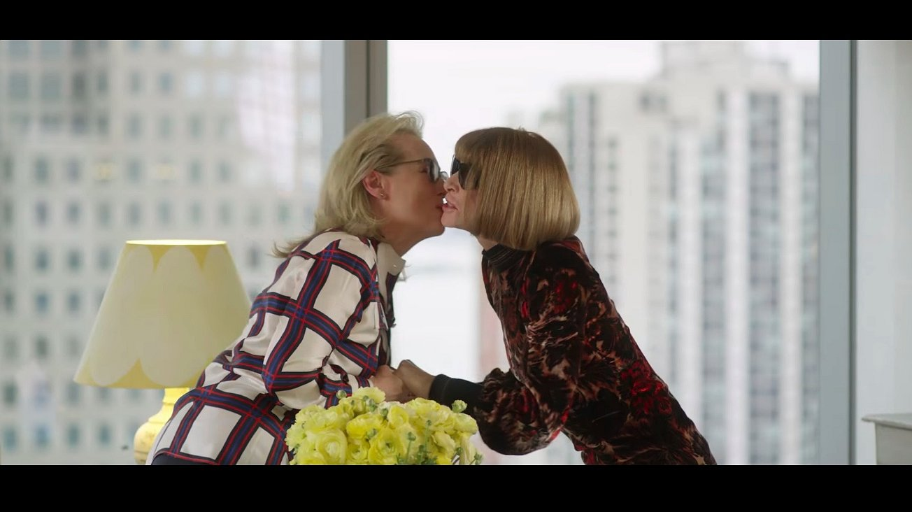 Vogue's Anna Wintour interviewt Meryl Streep: één onderwerp is taboe…