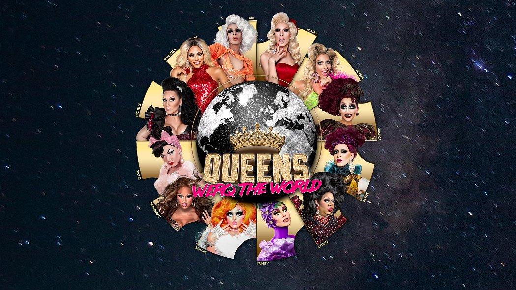 RuPaul's Drag Queens komen naar Nederland!