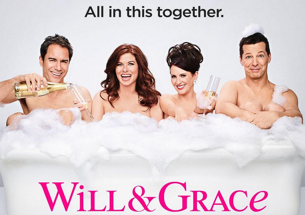 Will & Grace ineens weer kinderloos, meer afleveringen en nóg een seizoen