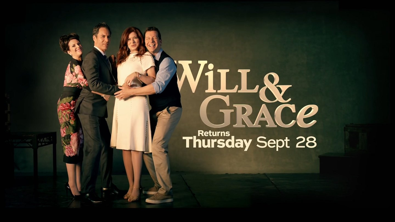 Sneak peek: steeds meer beelden van de nieuwe Will & Grace duiken op