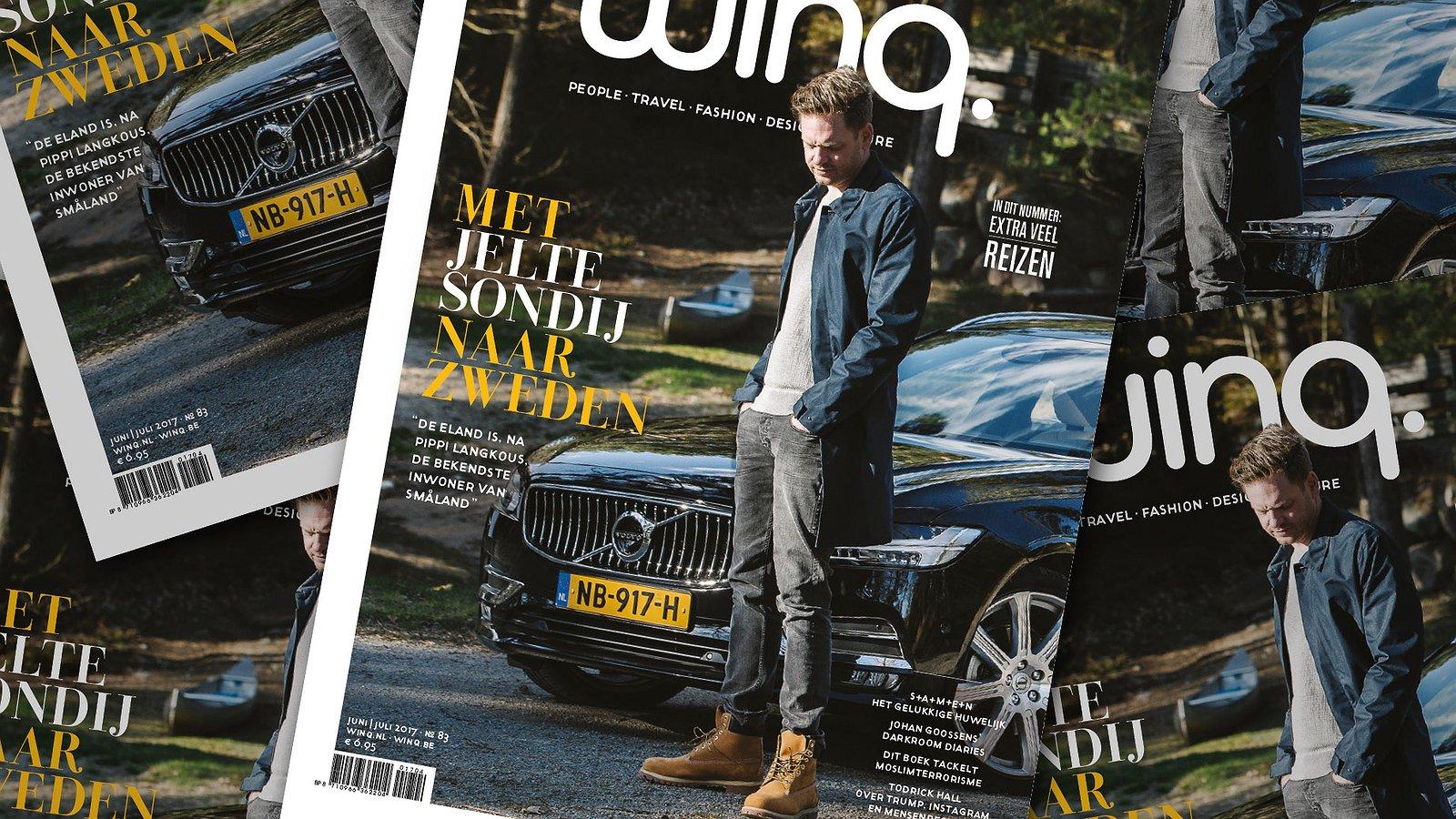 De nieuwe editie van Winq is uit! Dit staat er allemaal in...