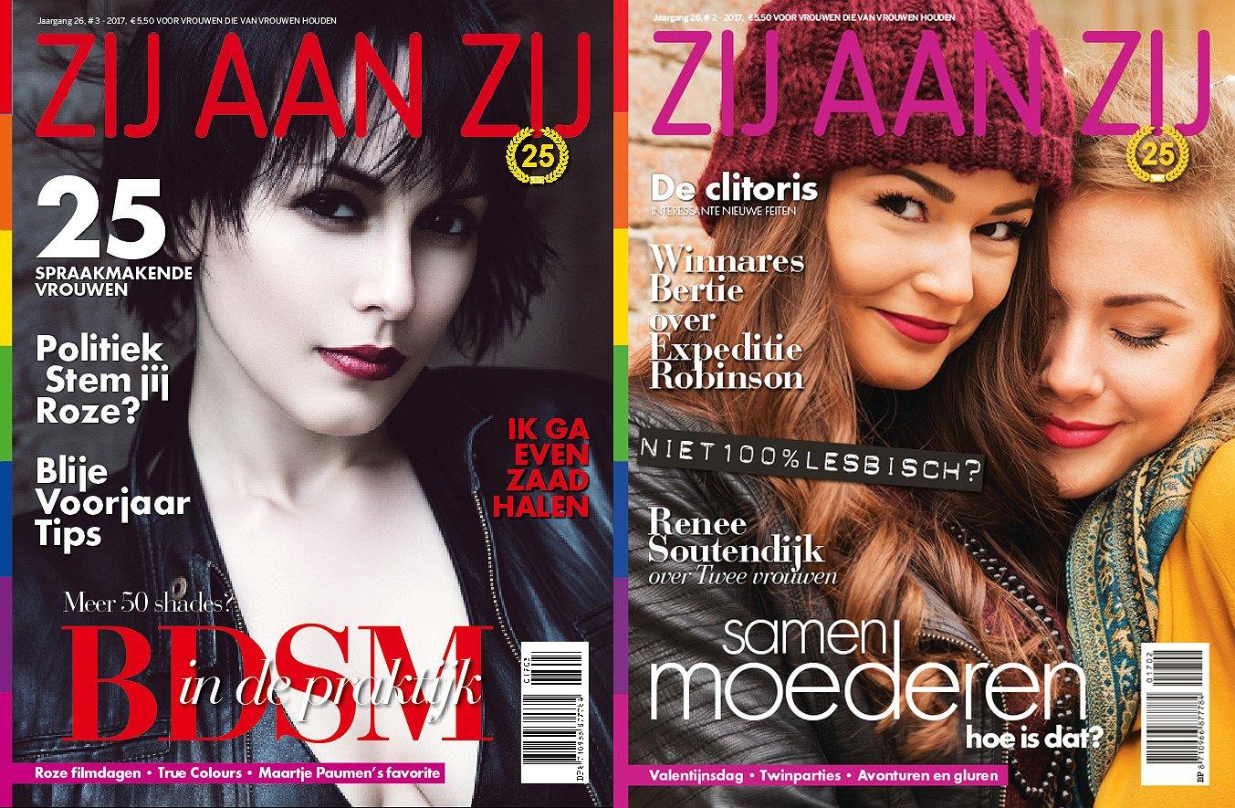 Na 25 jaar gaat magazine Zij aan Zij online verder