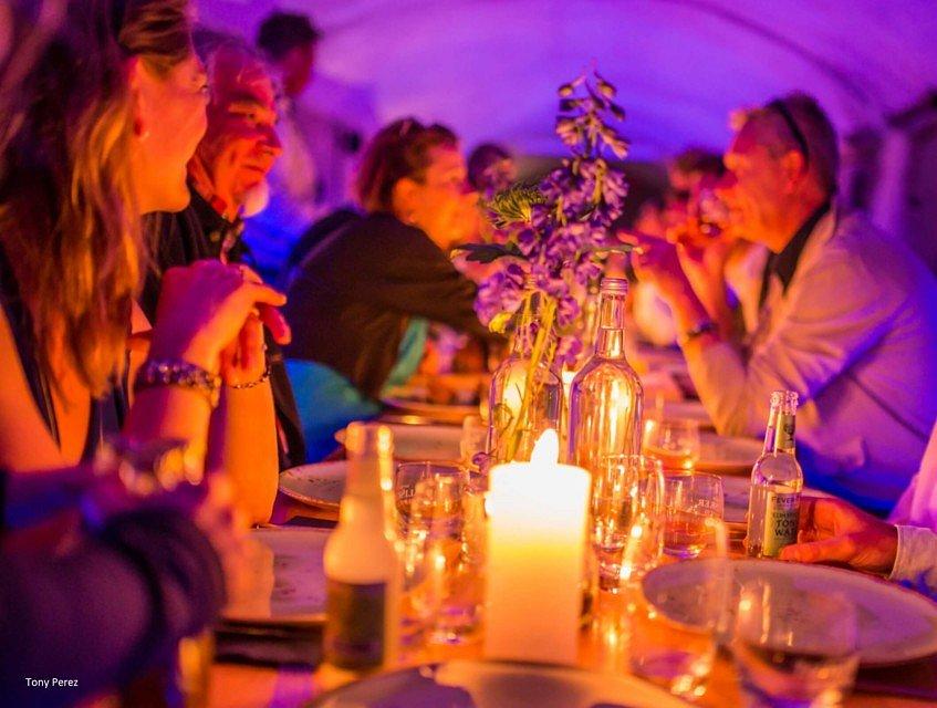 Hot Spots: Klassieke concerten middenin de natuur en eten op Pampus
