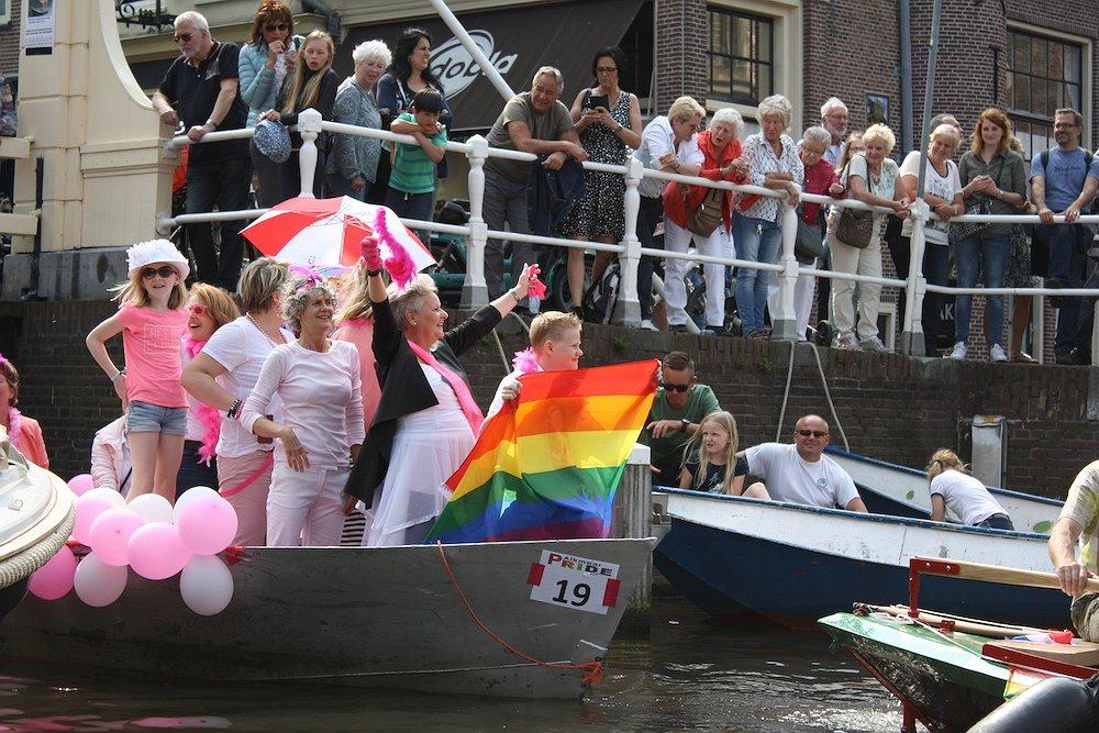 Alkmaar Pride | 'We zorgen er als roze kaaskoppen voor dat we zichtbaar blijven!'