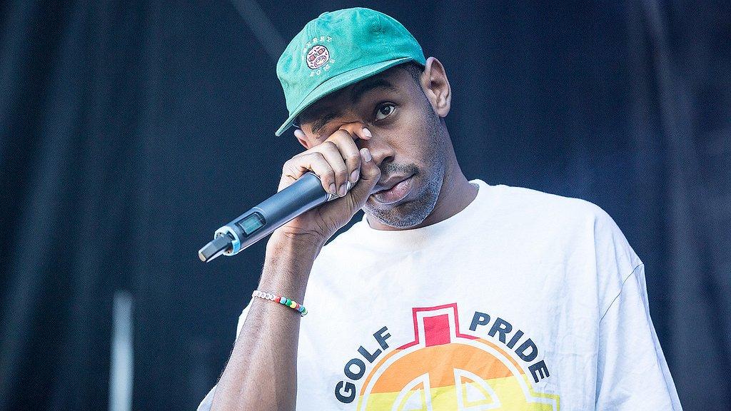 Amerikaanse rapper Tyler, The Creator komt uit de kast