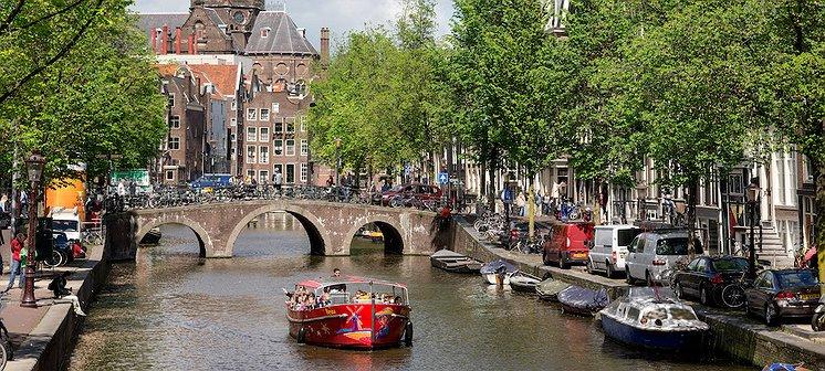 Amsterdam staat op tweede plek van meest LHBT-vriendelijke steden ter wereld