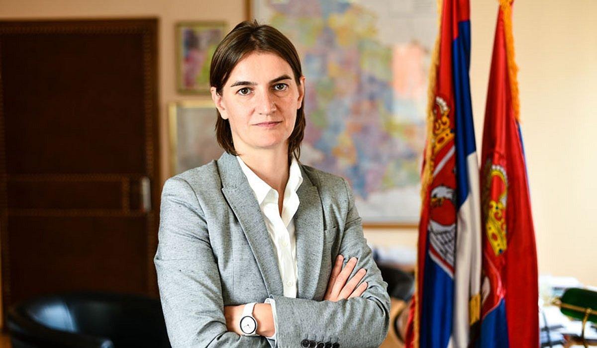 Ana Brnabić officieel benoemd tot premier van Servië