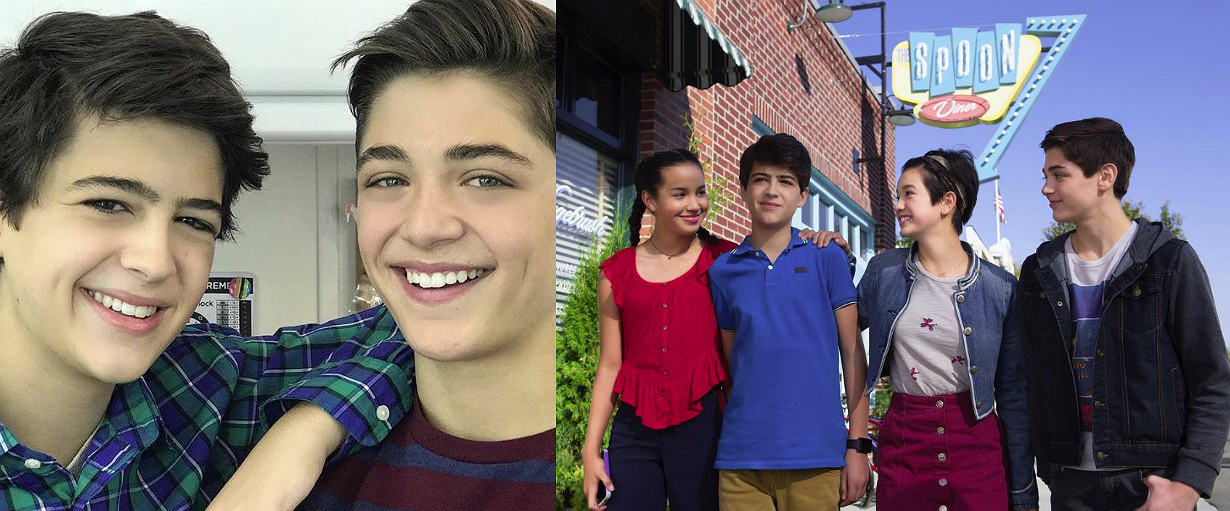 Andi Mack is Disney Channel's eerste serie met homoseksueel hoofdpersonage