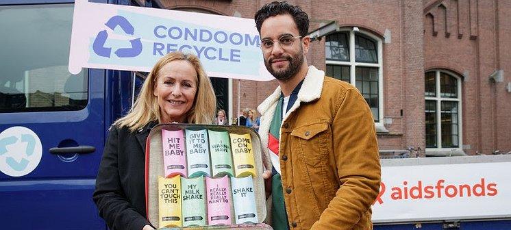 Heb jij aan 8 condooms per jaar genoeg?