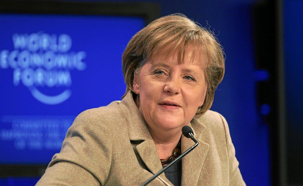Merkel laat partijgenoten stemmen over 'homohuwelijk'