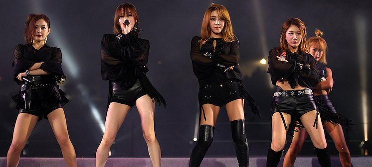 Are u ready for some K-pop? Azië krijgt eigen Songfestival!