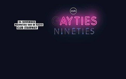 enSuite | Win VIP-kaarten voor Gayties & Nineties in Utrecht!