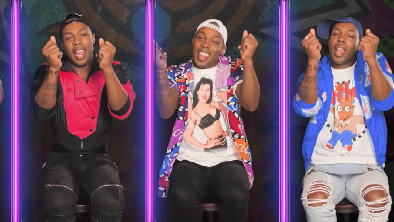 Beleef de 90s One More Time met Todrick Hall