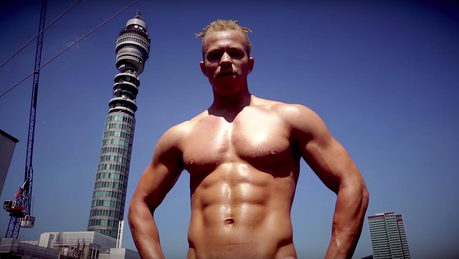 Ben jij klaar voor de Red Hot British Boys kalender?