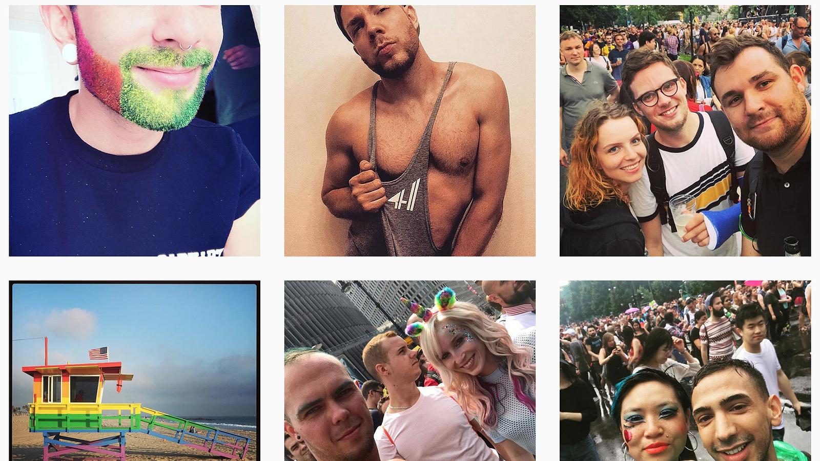 De heetste beelden van een regenachtige Berlijnse Pride