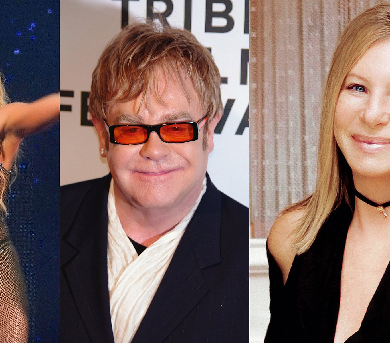 Britney Spears, Barbra Streisand en Elton John schrijven emotionele brief aan de gay-community