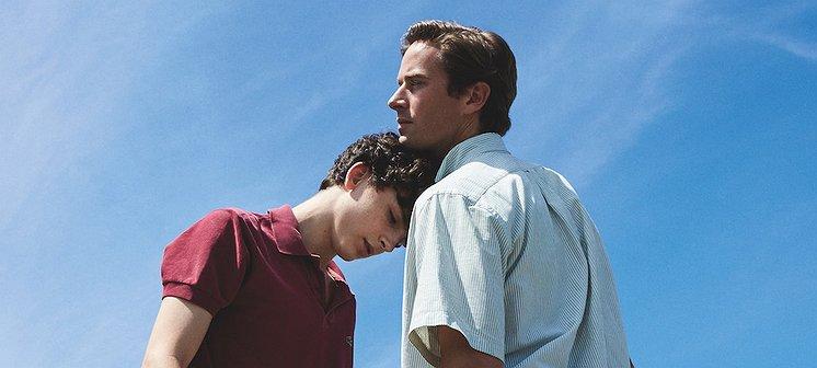 Call Me By Your Name genomineerd voor 4 Oscars