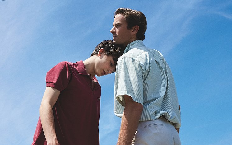 Call Me By Your Name wint Critics' Choice Awards