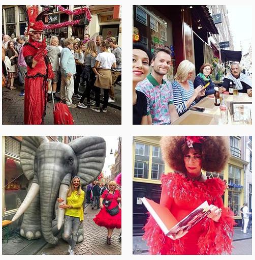 De leukste beelden van de Hartjesdagen in Amsterdam