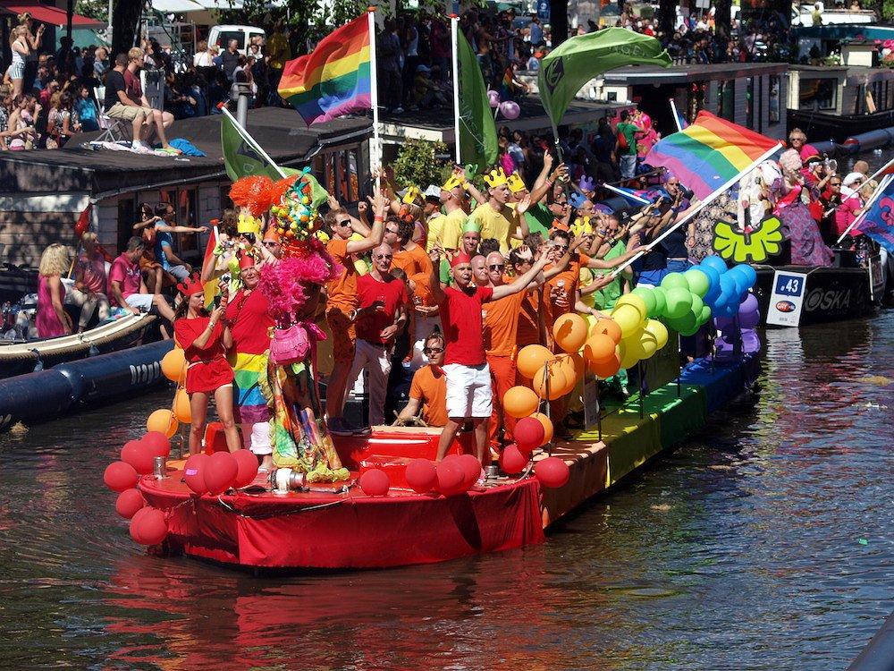 Den Haag krijgt eigen Canal Parade