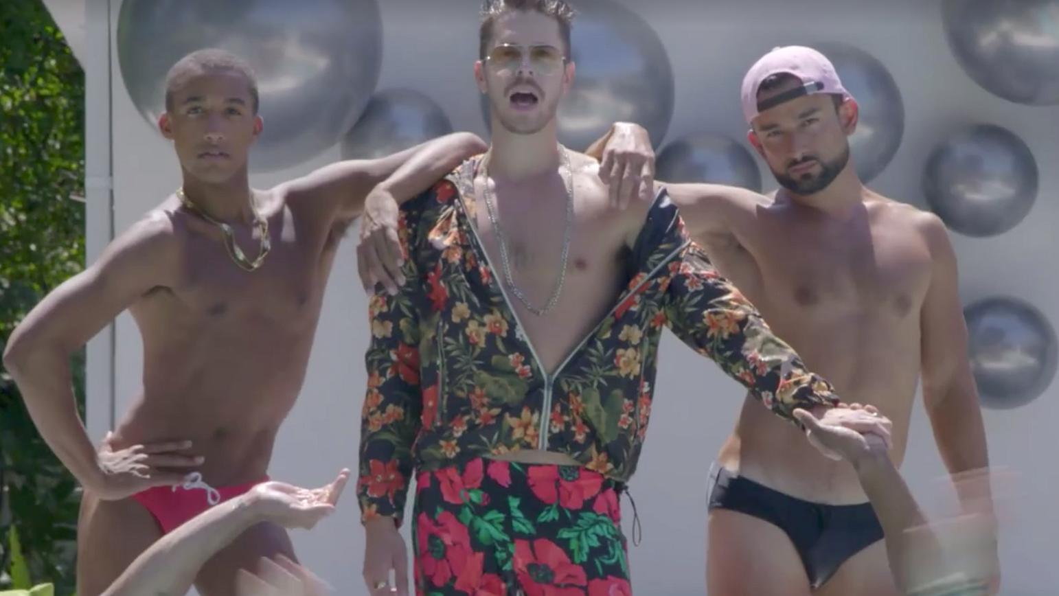 Deze mannen maken een geniale parodie op Dua Lipa's 'New Rules'