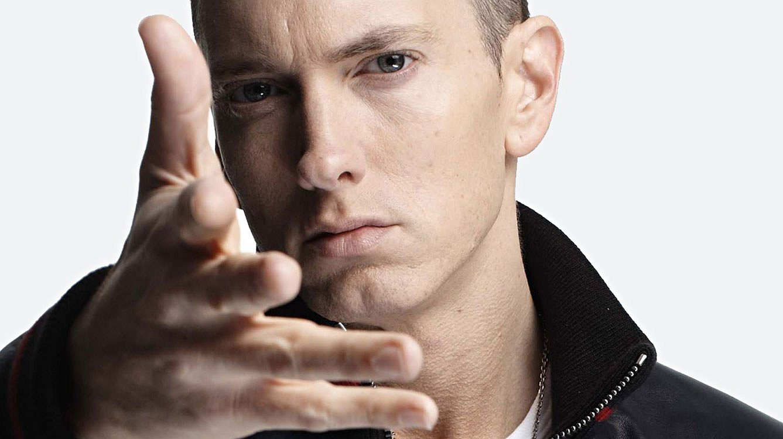 Eminem zat toch niet op Grindr