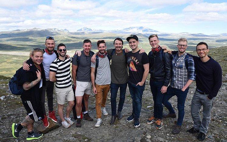 Er komt een documentaire over de Mr Gay Europe-verkiezing