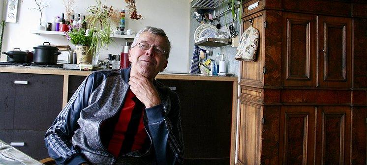 Oud-docent Homostudies Gert Hekma: 'Mensen denken dat Nederland heel tolerant is, maar niets is minder waar'