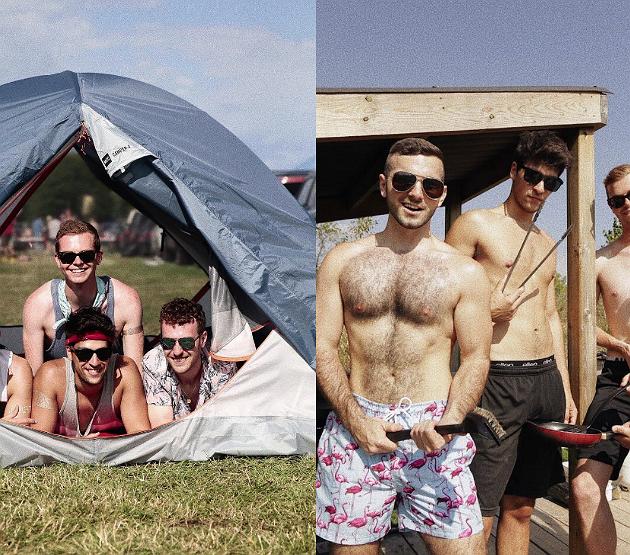 Ga mee kamperen met deze fijne tweeling