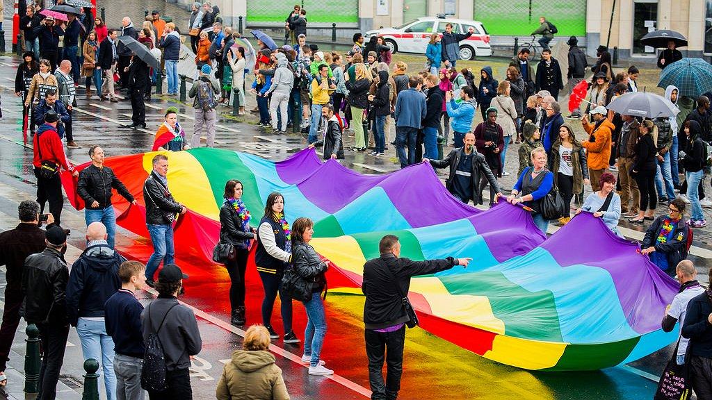 Gaat EuroPride in 2020 naar Brussel?