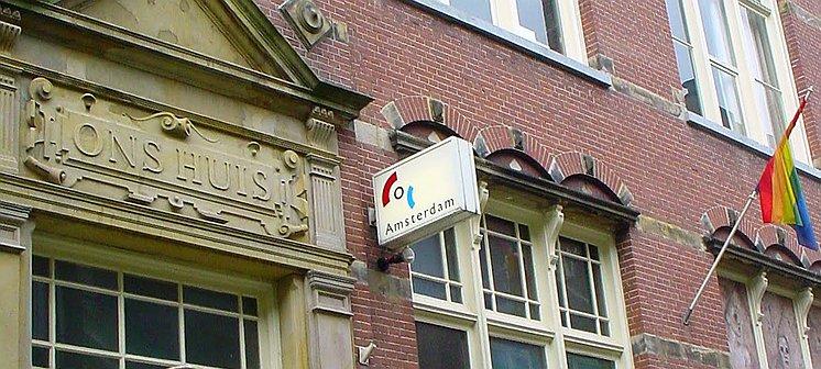 Amsterdam krijgt volgend jaar een gay hotel