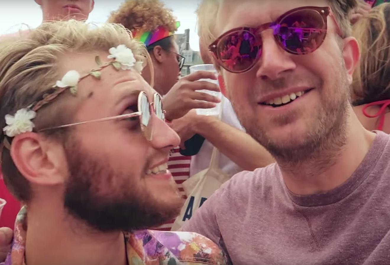 Geniet nog een keertje van Pride met de volgende Pride-vlogs!