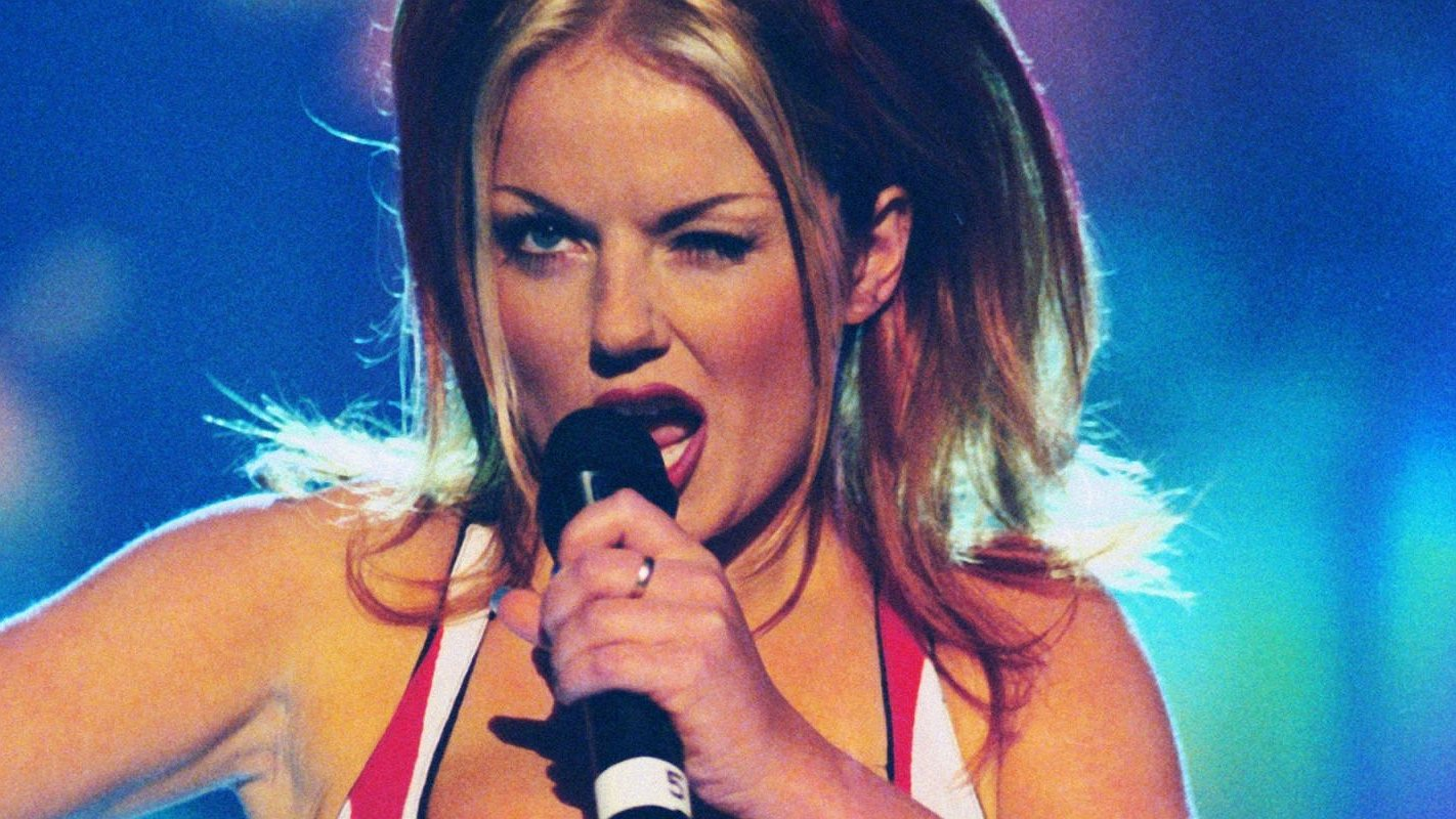 Ginger Spice komt met George Michael-tribute