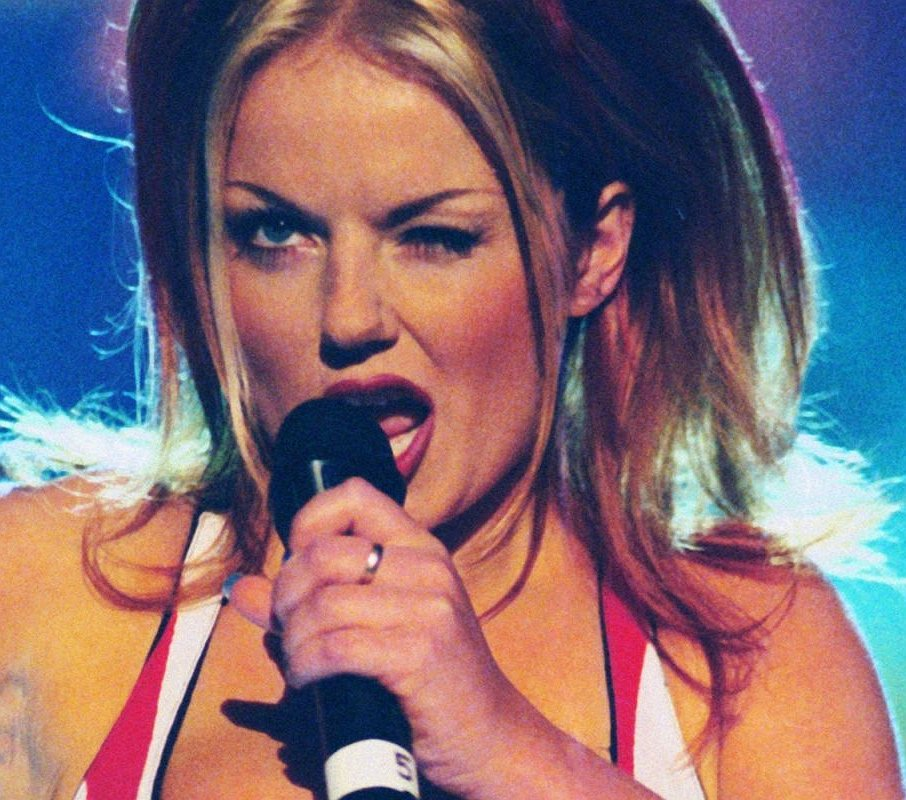 Ginger Spice komt met George Michael-tribute