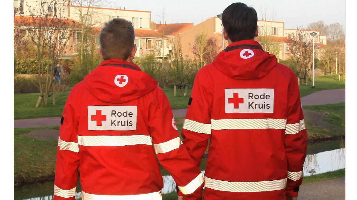 Foto's: allemaal hand in hand voor Nederland