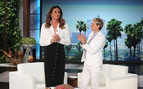Ellen DeGeneres begrijpt reactie Caitlyn Jenner op 'homohuwelijk' niet