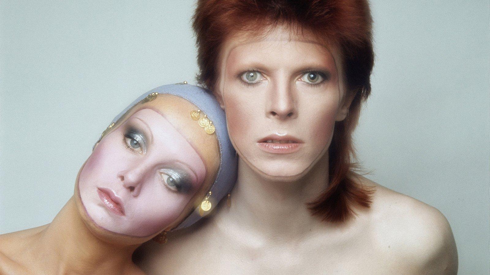 Expositie: David Bowie en Prince in Amsterdam