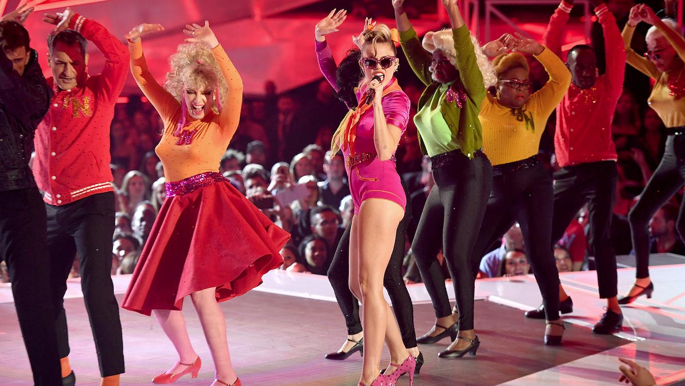 Kijken: Dit waren de MTV Video Music Awards!