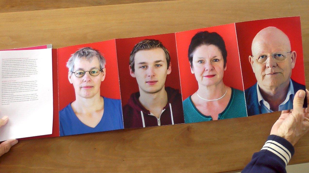 'We willen een kleurenwaaier van families laten zien'