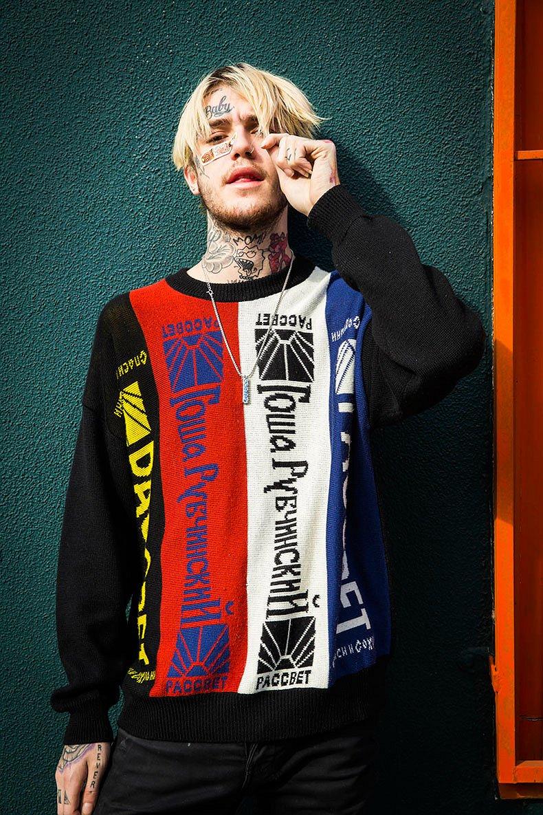Rapper Lil Peep op 21-jarige leeftijd overleden
