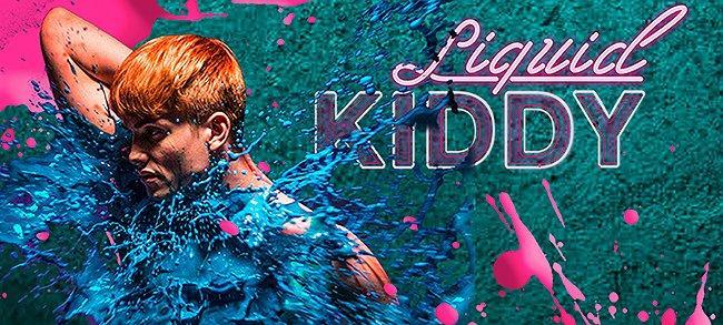Gratis naar Liquid Kiddy   Nederlands nieuwste gay festival