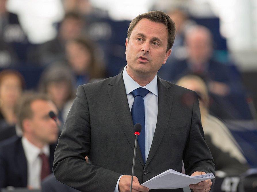 Luxemburgse premier Xavier Bettel: 'Ik snap politici die hun geaardheid verstoppen niet'