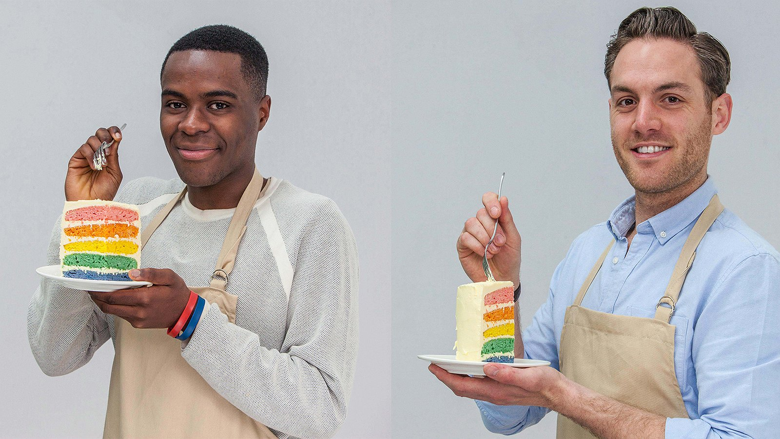 Meet Liam en Tom. De cuties van The Great British Bake Off