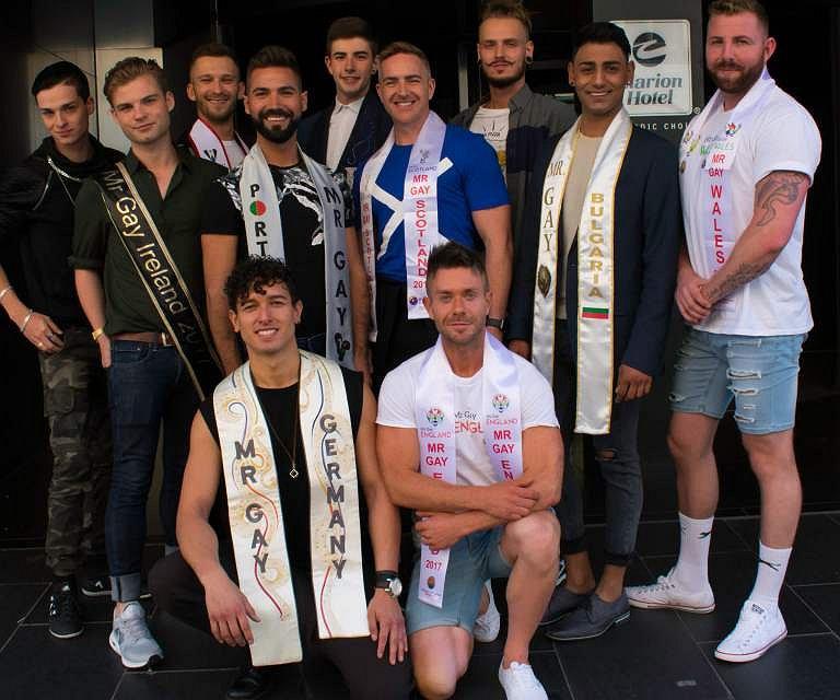 Zijn dit de knapste gays van Europa?